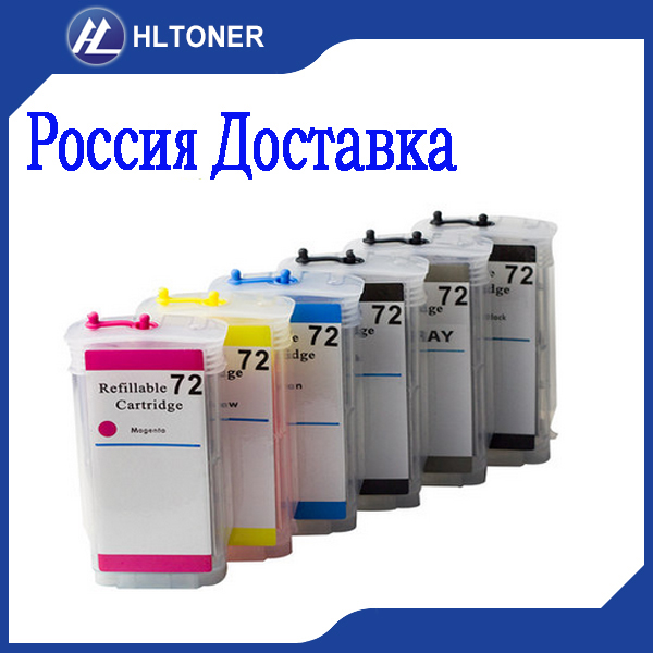 6pcs/lot 130ml 72 full pigment ink with chip Compatible hp Designjet 2300/T610/ T620/T770/T790/T1100/T1120/T1200/ t1300/T2300 bridgestone r249 315 70r22 5 156 154l tl