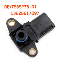 OEM 13628617097 7585278 01 7585278 For BMW 128i 325i 328i 330i E90 E91 E92 E82 Car Intake Manifold Air Pressure Sensor