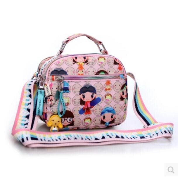 Harajuku любить ляльку сумочка - Сумки - фото 5