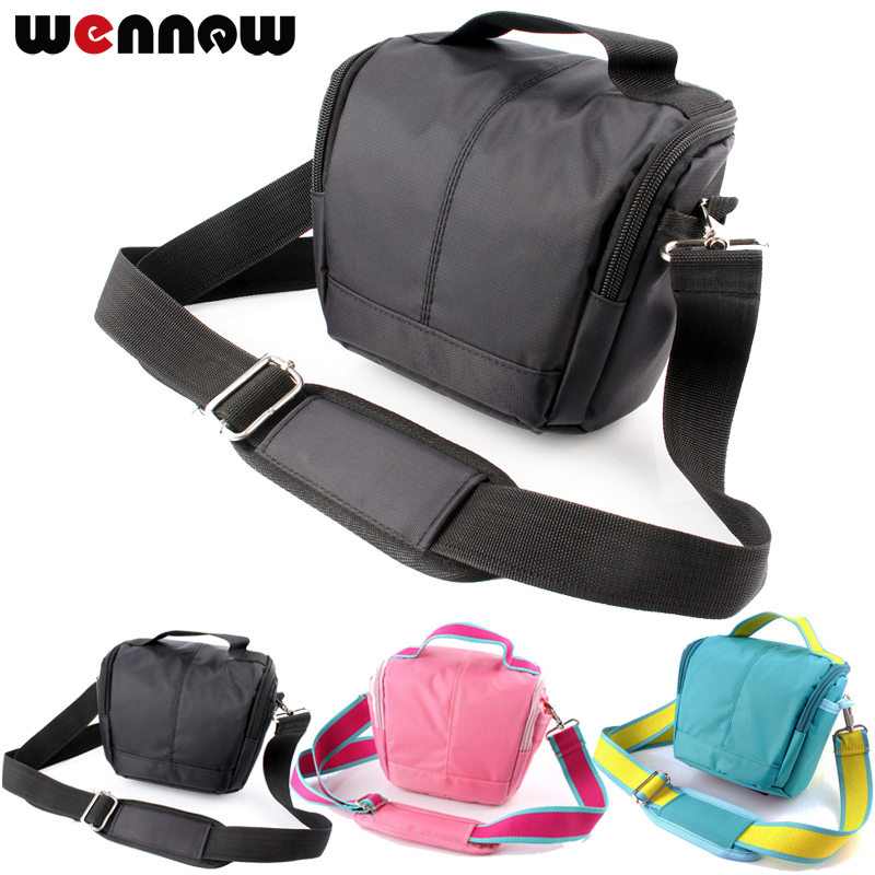 wennew Camera Bag For <font><b>Canon</b></font> <font><b>PowerShot</b></font> SX60 SX50 SX30 G5 X G3X SX170 SX700 SX540 SX530 SX520 SX510 SX500 SX400 SX410 <font><b>SX420</b></font> SX430 image