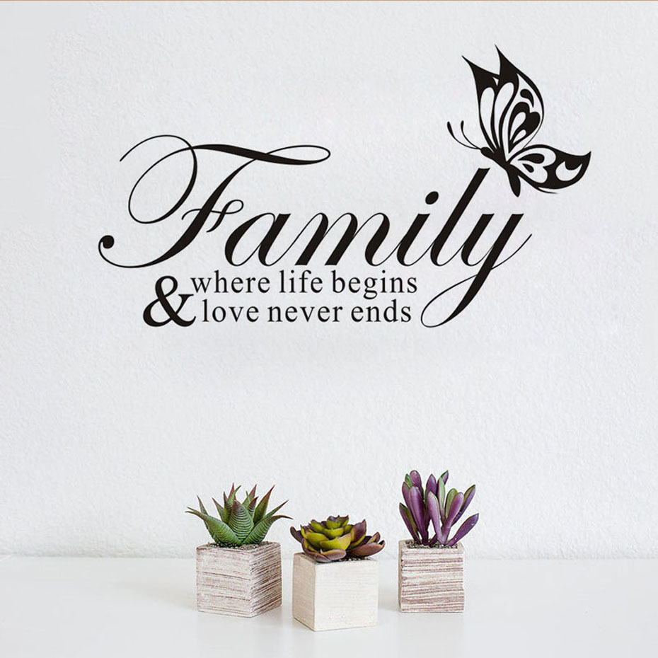 Love life ends and never begins where tattoo Family Where