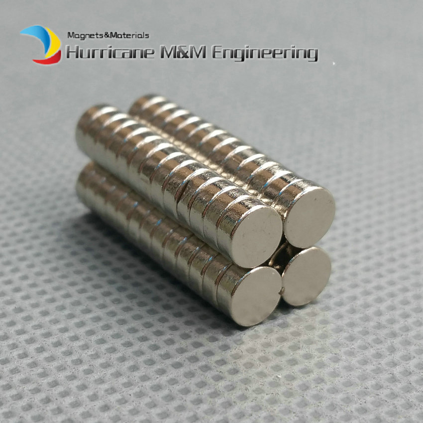 200-5000pcs N42 Thin Disc Diameter 5x2 mm NdFeB Strong Neodymium Magnets Rare Earth Magnets Permanent Sensor magnets NiCuNi 4 48pcs n42 block 100x10x3 mm rectangle strong ndfeb thin long bar neodymium permanent magnets rare earth magnets nicuni