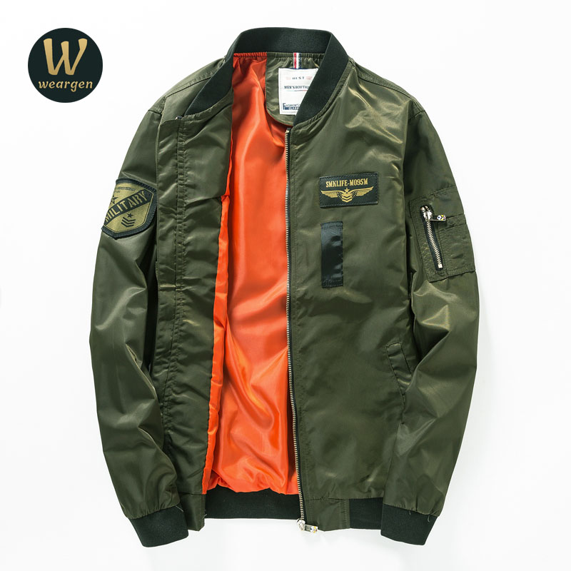 Compare Prices on Us Air Force Flight Jacket for Men- Online ...