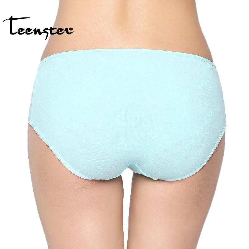 Teenster Maternity Briefs Low Waist Pregnancy Women Underwear Panties For Pregnant Women Plus Size Underwear Shorts Clothes
