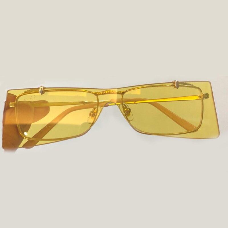 New Style Fashion Square Sunglasses Shades for Women Mens Oculos De Sol Feminino High Quality UV400 Glasses Lens Sunglasses Mens