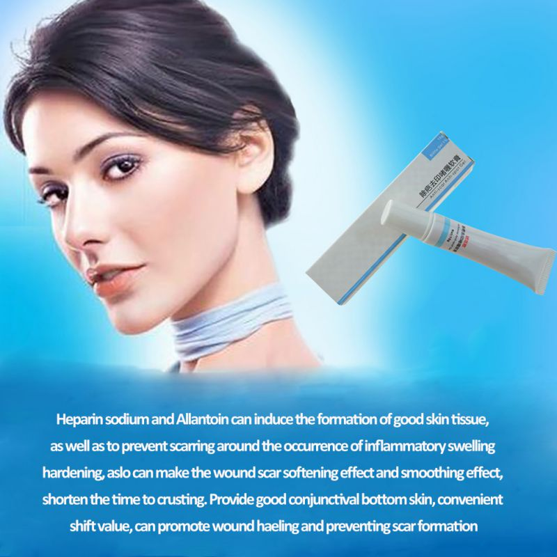 15ml Nuobisong Facial Scar Removal Cremas Facial Spots Treatment Whitening Face Cream Stretch Marks moisturizing 5
