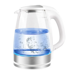 glass - proof electric kettle 304 stainless steel house household quick