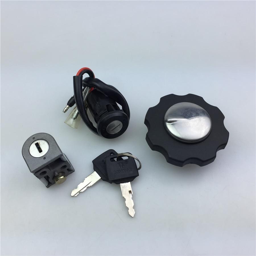 STARPAD For CG125 Motorcycle Lock Accessories Motorcycle Modified Fuel Tank Cap Door Locks