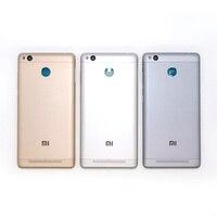 2016 New For Xiaomi Redmi 3 Pro Prime Battery Back Cover Case 5Inch Hongmi 3 Pro