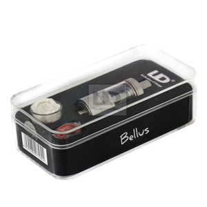 Image 2 - UD bellus RTA top filling sub ohm side air holes direct blow coils 100% Authentic Youde Bellus