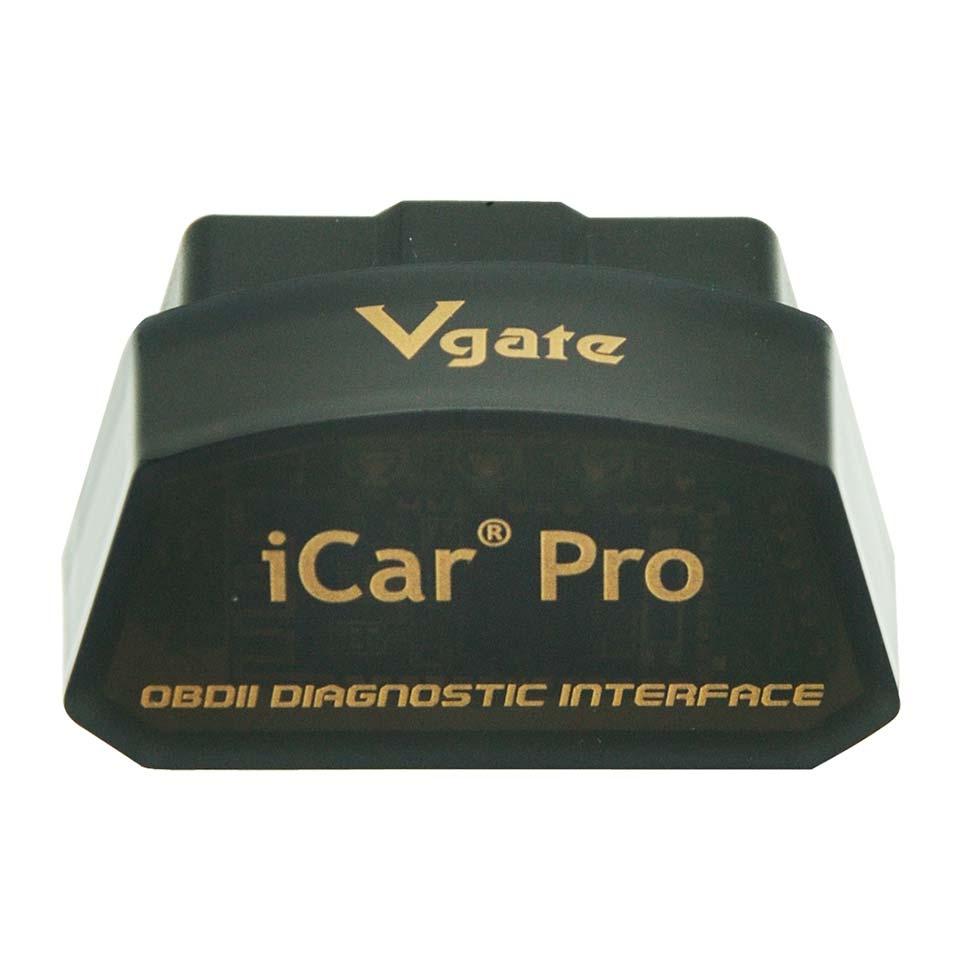 Date Vgate iCar pro ELM327 Bluetooth 4.0/WIFI OBD2 Voiture De Diagnostic Scanner Pour Android/IOS ELM 327 Logiciel v2.1 De Diagnostic-Trop