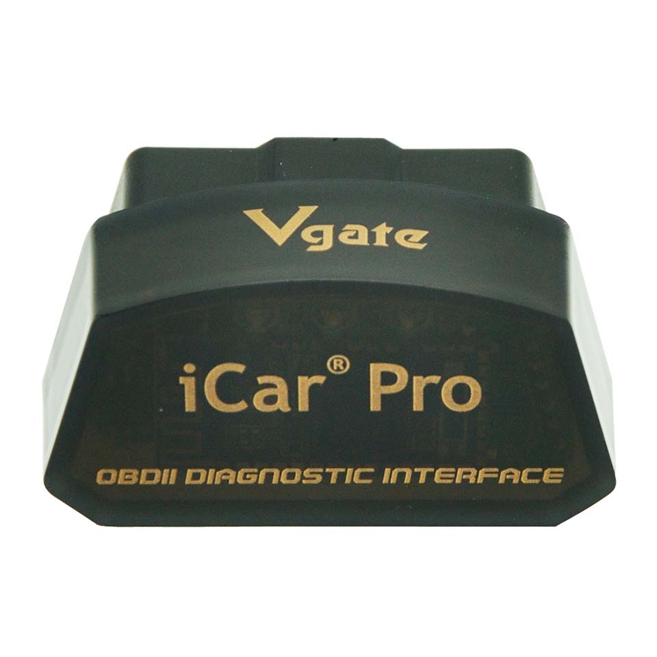 Mais novo Vgate iCar pro ELM327 Bluetooth 4.0/WIFI OBD2 Car Diagnóstico Scanner Para Android/IOS ELM 327 Software v2.1 Diagnóstico-Também