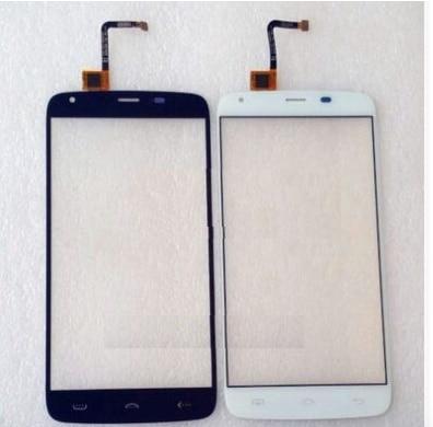 imágenes para Nueva touch panel digitalizador del sensor de cristal de reemplazo de pantalla para doogee t6 smartphone envío gratis