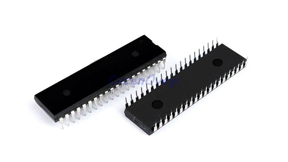 1pcs/lot Mos 6502 MOS6502A MOS6502 MOS-6502 DIP-40 In Stock