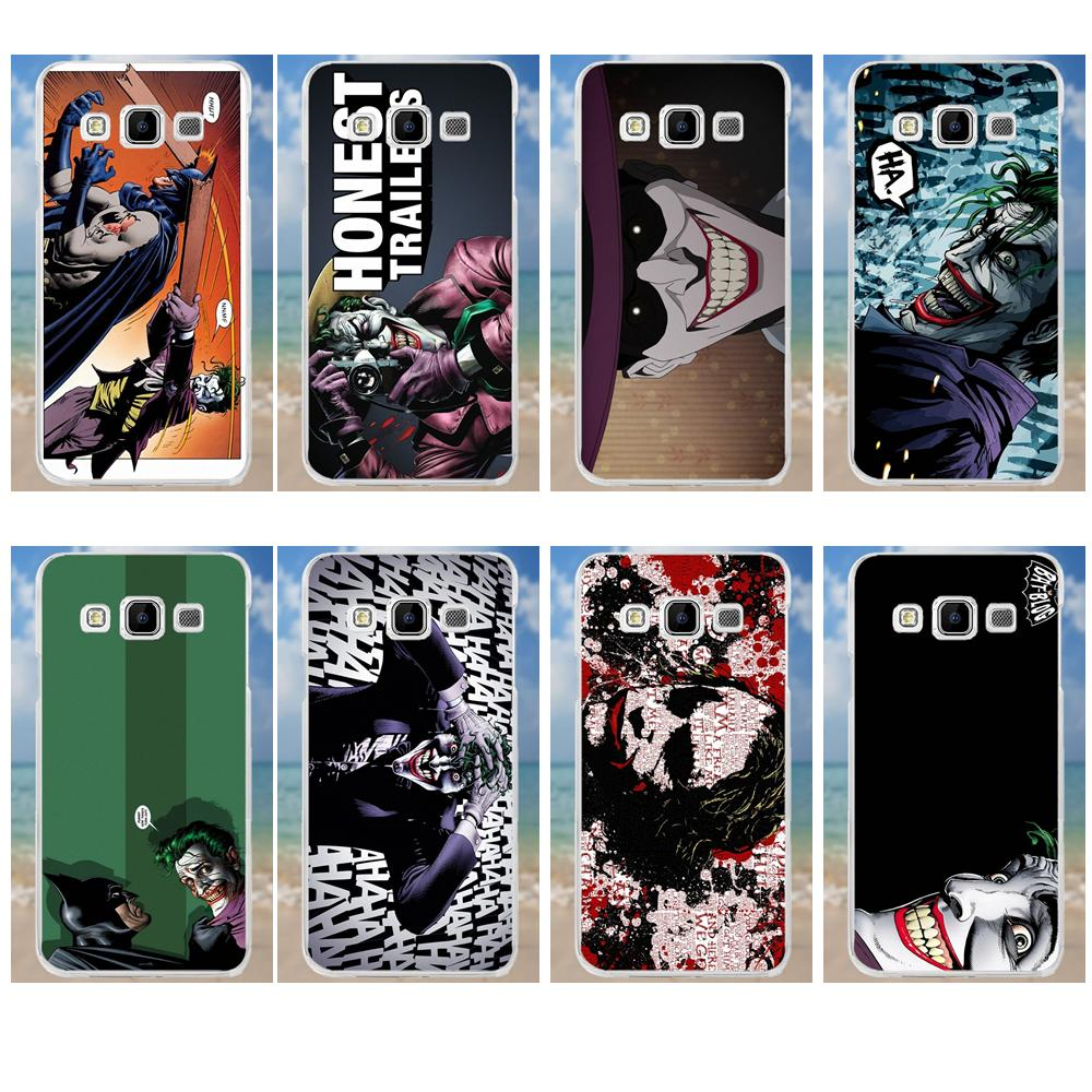 Kmuysl The Joker The Killing Joke TPU Protector Cases For Samsung Galaxy A3 A5 A7 J1 J2 J3 J5 J7 2015 2016 2017 image