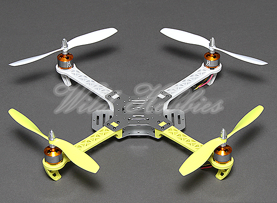 Rc bumblebee st quadcopter mm quad kit multirotor in