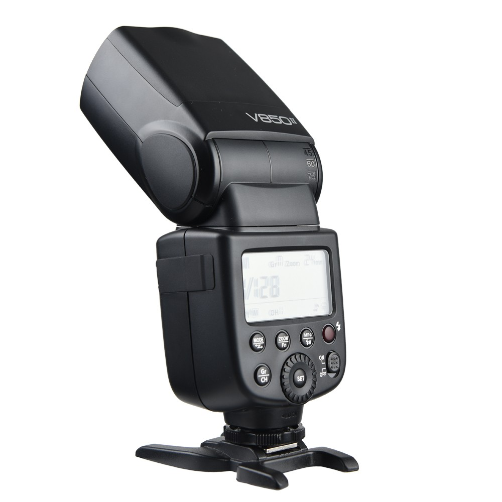 Godox VING V850II 2.4G GN60 Manuel Li-ion Flash Speedlite Pour Canon Nikon Pentax