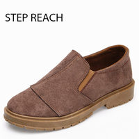 STEPREACH Brand Shoes Woman Women Zapatos Mujer Sapato Feminino Chaussures Femme Wedding Casual Schoenen Vrouw Round