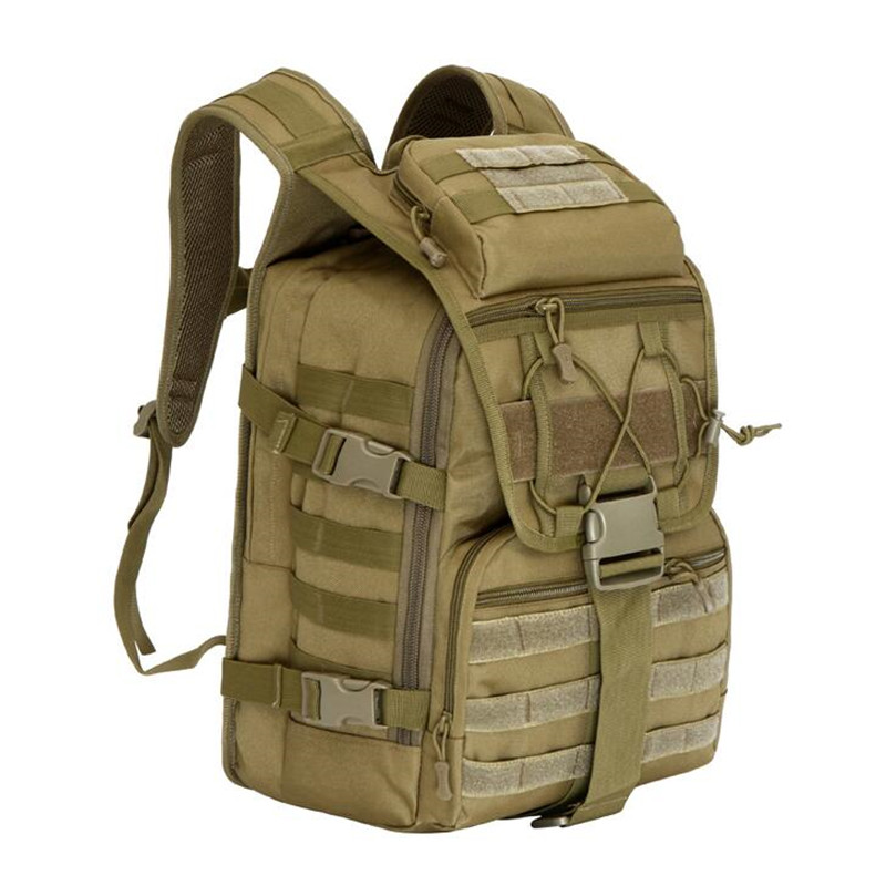 Military Tactical Backpack Outdoor Camping Hiking Climbing Bag Waterproof Assault Pack Molle Army Backpack Men Travel BackpacksMilitary Tactical Backpack Outdoor Camping Hiking Climbing Bag Waterproof Assault Pack Molle Army Backpack Men Travel Backpacks