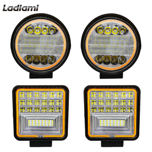 2pcs 4 Inch Off Road LED Light