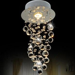 commercio allingrosso 2015 nuovo disegno k9 lampadario di cristallo lampada a led con trasporto