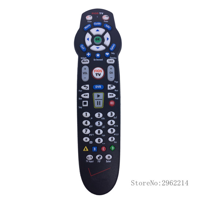 US $8 0 |Used Remote Control RC2655007/01B RC1445302/00B Use for Verizon  FiOS TV/DVR Set Top Box-in Remote Controls from Consumer Electronics on