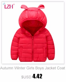 305ff10fd LZH 2017 Spring Autumn Girls Jacket For Girl Windbreaker Boys Jacket Kids  Hooded Raincoat Girl Coat & Outerwear Children Clothes