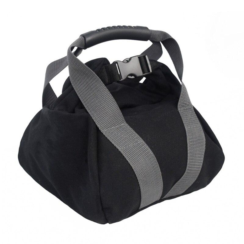 Adjustable Kettlebell Sandbag Portable Sand Kettle Bell Soft Sand Bag Weight Weightlifting For Gym Body Building Yoga Workout