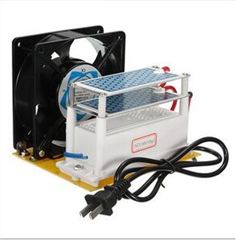 10g/h Portable Ozone Generator Ozonio 220V Ozonizator Air Water Purifier Sterilizer Treatment Ozone Addition To Formaldehyde
