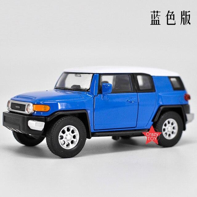 Children Kids Toyota Fj Cruiser Model Car 1 36 5 Inch Cast Metal Alloy Cars