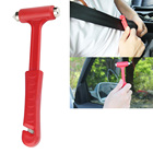 Seat Belt Cutter Window Glass Breaker Car Rescue Tool Mini Car Safety Hammer Life Saving Escape Emergency Hammer