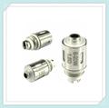5 unids/lote eleaf gs reemplazo doble bobina de aire funcionando perfectamente en el rango de 8 w-20 w