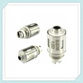 5pcs/lot Eleaf GS Air Replacement dual Coil  working perfectly in the range of 8w--20w
