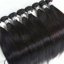 Hot Sale Virgin Brazilian Human Hair Weave 3Pcs/Lot Natural Color Straight Brazilian Hair Extension Free Shipping