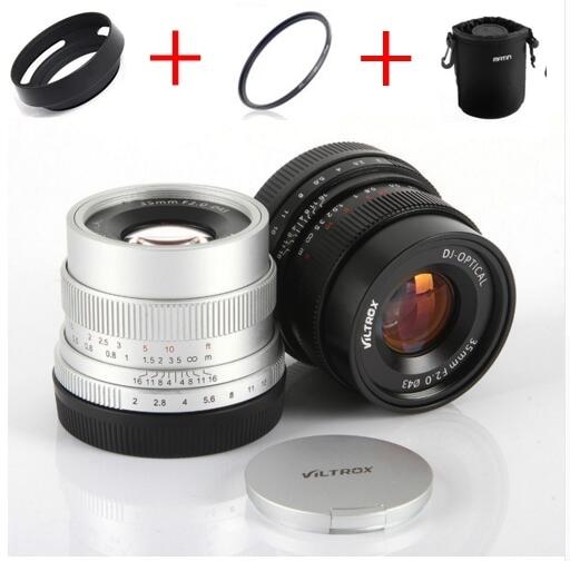 35mm F2 35 2 for Sony NEX E Full Frame Camera A9 A7SII A7RII A7R ...