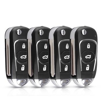 Chiave Telecomando per Kia K2 K3 K5 Soul Rio 3 Picanto Ceed Cerato Sportage 1
