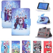 HISTERS Cartoon Cover for ASUS Chromebook Tablet CT100PA 9.7