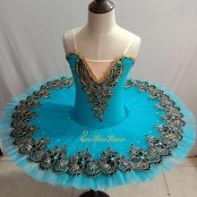 Розовое/черное/синее/красное Лебединое нежное кружевное платье для взрослых, женское балетное платье-пачка для девочек, костюм для сцены со стразами