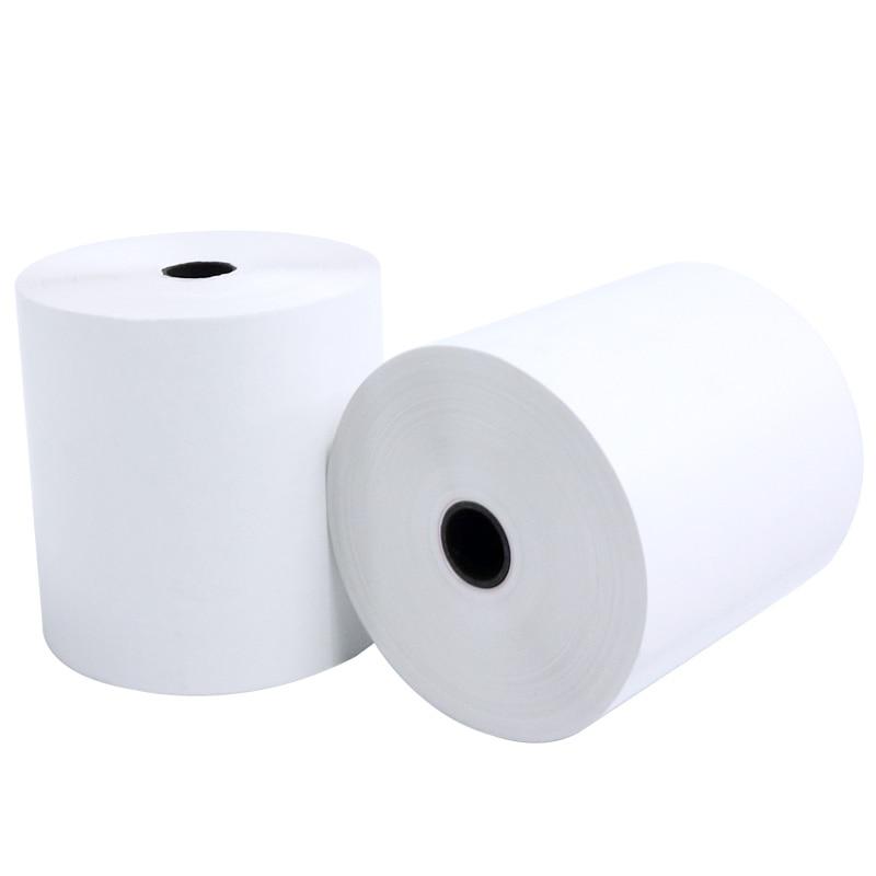 Thermal Paper 80 X 70m  Cash Register Paper Till Rolls 3 1/8