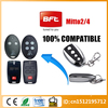 High Quality 433Mhz Compatible With BFT Mitto2 4 Remote Control With Free Shipping