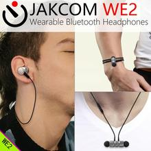 JAKCOM WE2 Wearable Inteligente Fone de Ouvido venda Quente em Acessórios como as mulheres reloj Inteligente banda 2