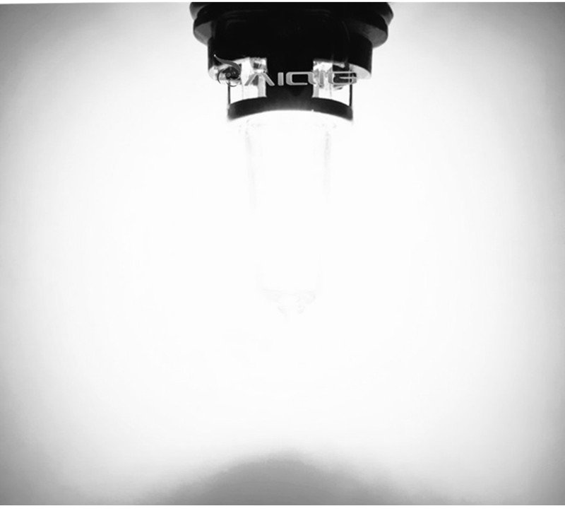 H11 55W 12V Super White Halogen Bulb Kabut Lampu Lampu Kuasa Tinggi - Lampu kereta - Foto 6