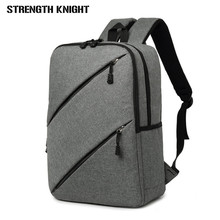 New Vintage Men Women Canvas Backpacks School Bags for Teenagers Boys Girls Large Capacity Laptop Backpack Business