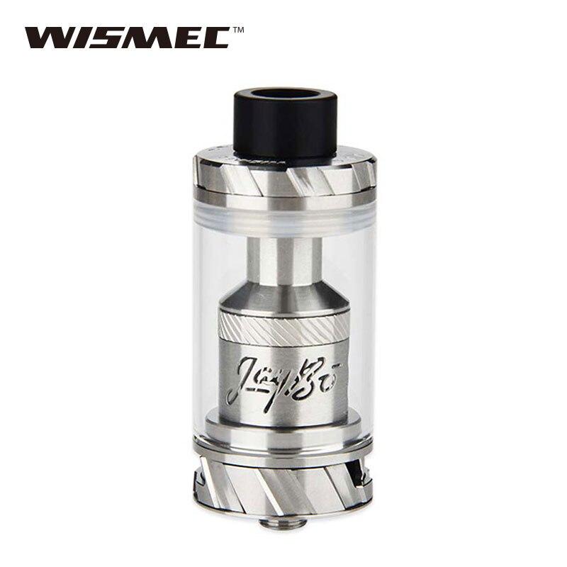 100% D'origine WISMEC Reux Réservoir Atomiseur 6 ml Capacité Cigarette Électronique Atomiseur fit pour RX300 Boîte Mod/RX200/RX200S/RX2/3 Mods