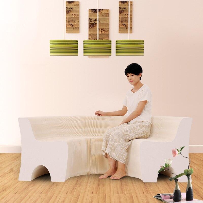 Creative design of modern living room sofa backrest practical furniture environment-friendly furniture Creative sofa