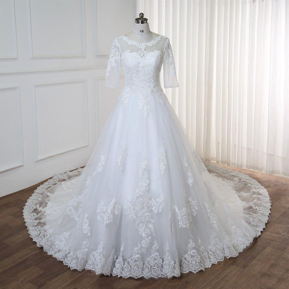 ded843fb15 Worldwide delivery abito da sposa 2019 in NaBaRa Online