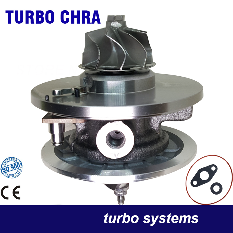 GT1849V turbocharger turbo cartridge 7176280001 717628 0001 717628-1 core chra for Opel Vectra C 2.2 DTI 03-04 Y22DTR 125 HP turbo cartridge chra for opel astra g zafira a vectra b 02 04 y22dtr 2 2l gt1849v 717625 717625 5001s 703894 5003s turbocharger
