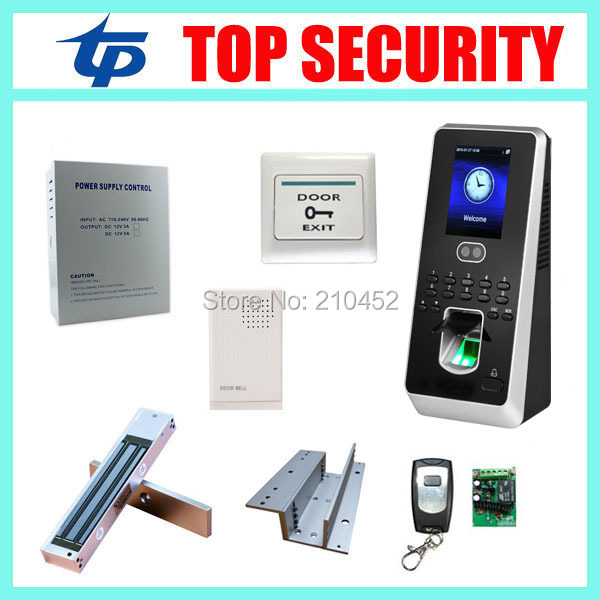 ZK linux system TCP/IP multibio800 face and fingerprint door access control systems with free software SDK optional card reader tcp ip biometric face recognition door access control system with fingerprint reader and back up battery door access controller