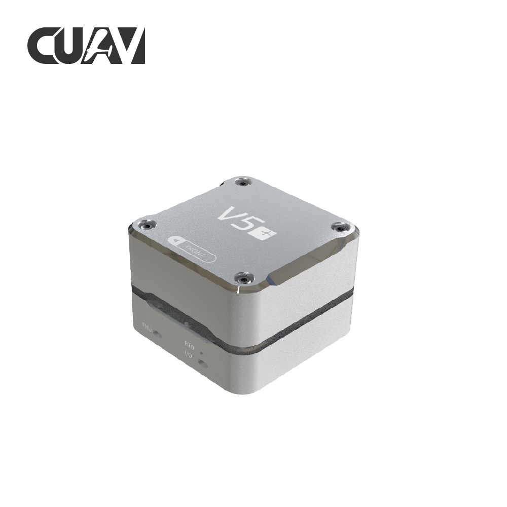 Купить с кэшбэком CUAV New Core Cube for RC Parts V5+ Autopilot Flight Controller for FPV Drone Quadcopter Helicopter Pixhawk Whole Sale