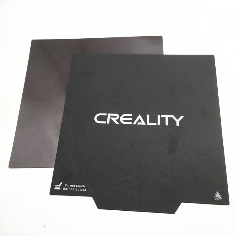 CR-10 CR-10S/Ender-3 CR-20 3D printer Upgrade flexible magnet Build Surface Plate Heated Bed parts 310/220/235mmCR-10 CR-10S/Ender-3 CR-20 3D printer Upgrade flexible magnet Build Surface Plate Heated Bed parts 310/220/235mm